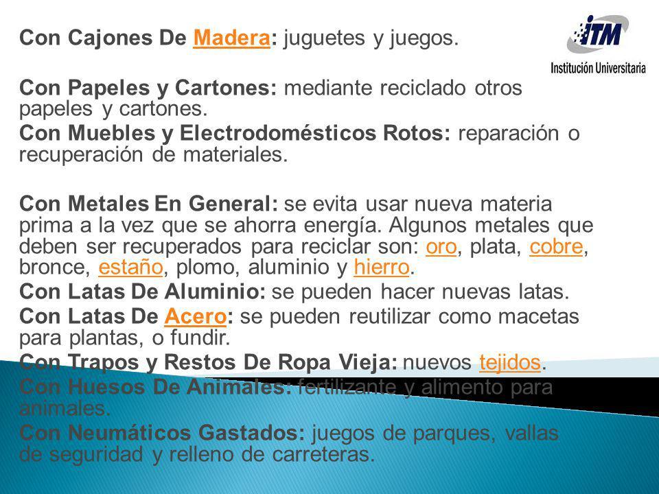 Con Cajones De Madera: juguetes y juegos.