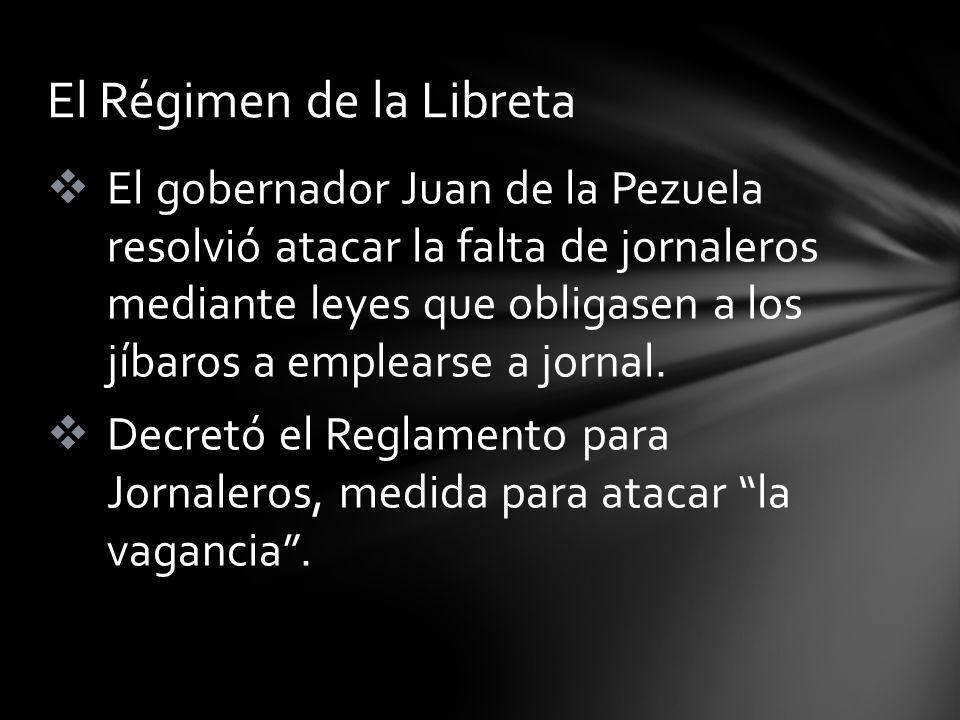El Régimen de la Libreta