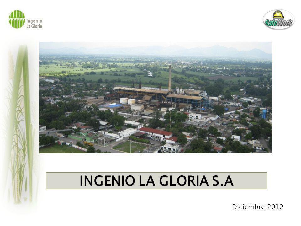 INGENIO LA GLORIA S.A Diciembre 2012