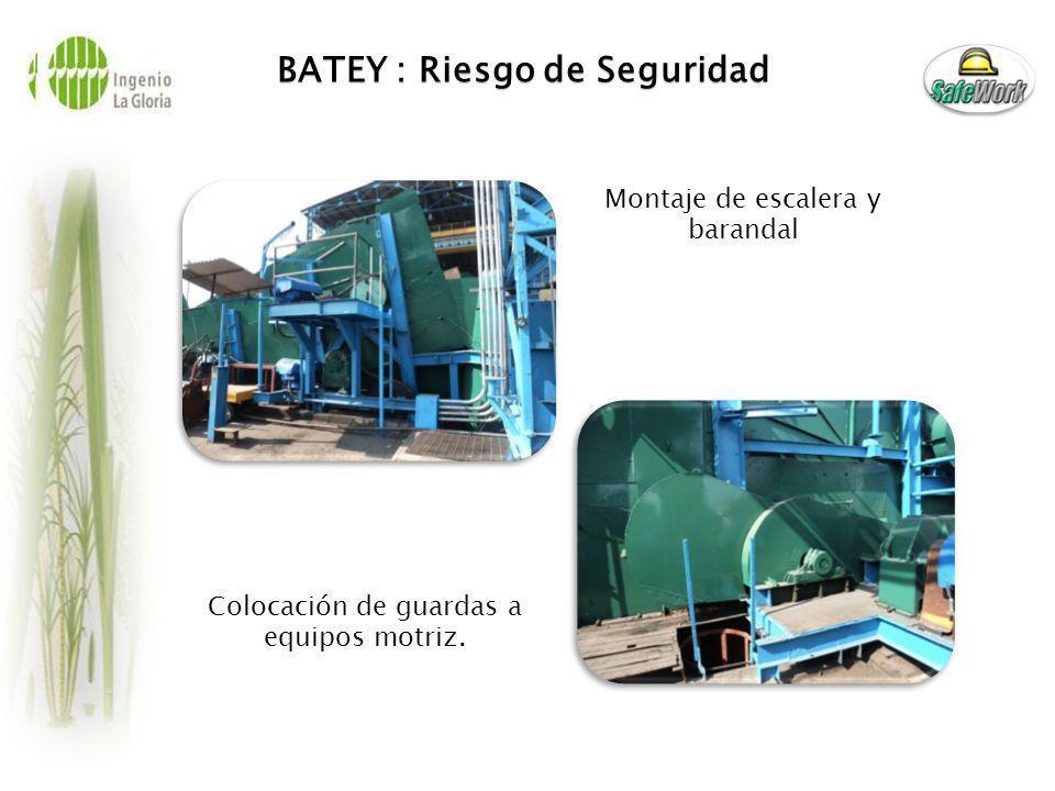 BATEY : Riesgo de Seguridad