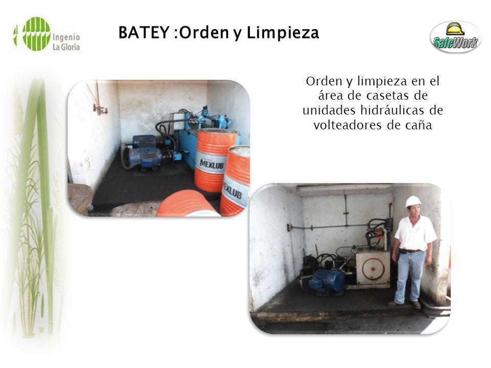 BATEY :Orden y Limpieza