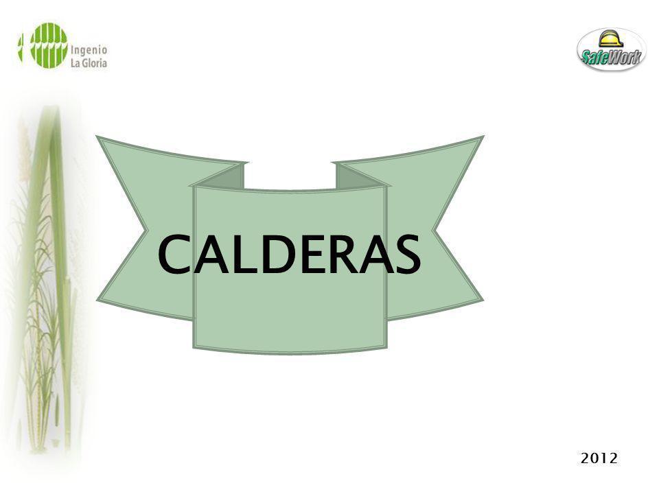 CALDERAS 2012
