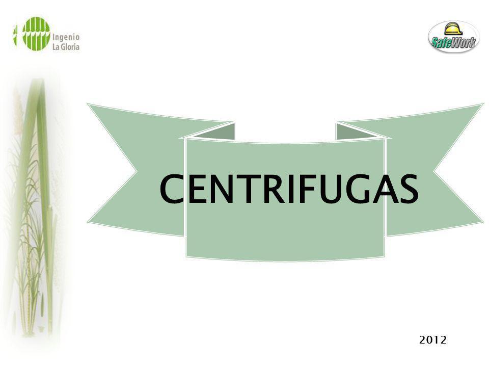 CENTRIFUGAS 2012