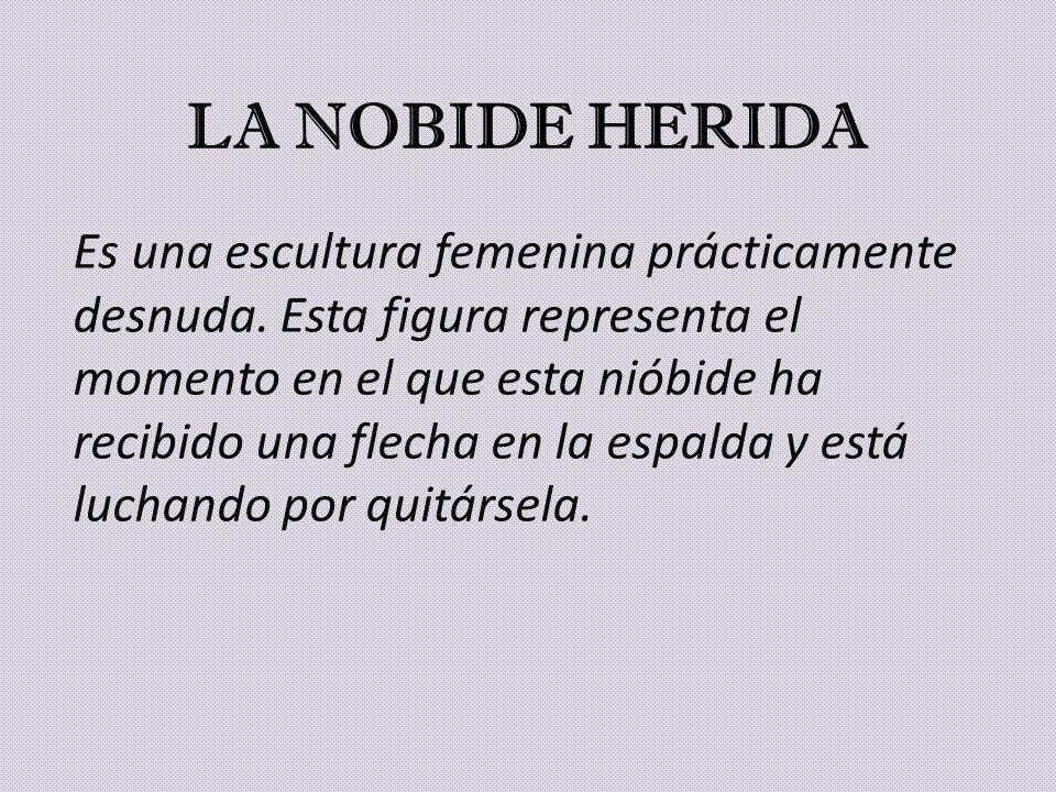 LA NOBIDE HERIDA