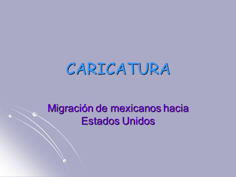 Migración de mexicanos hacia Estados Unidos