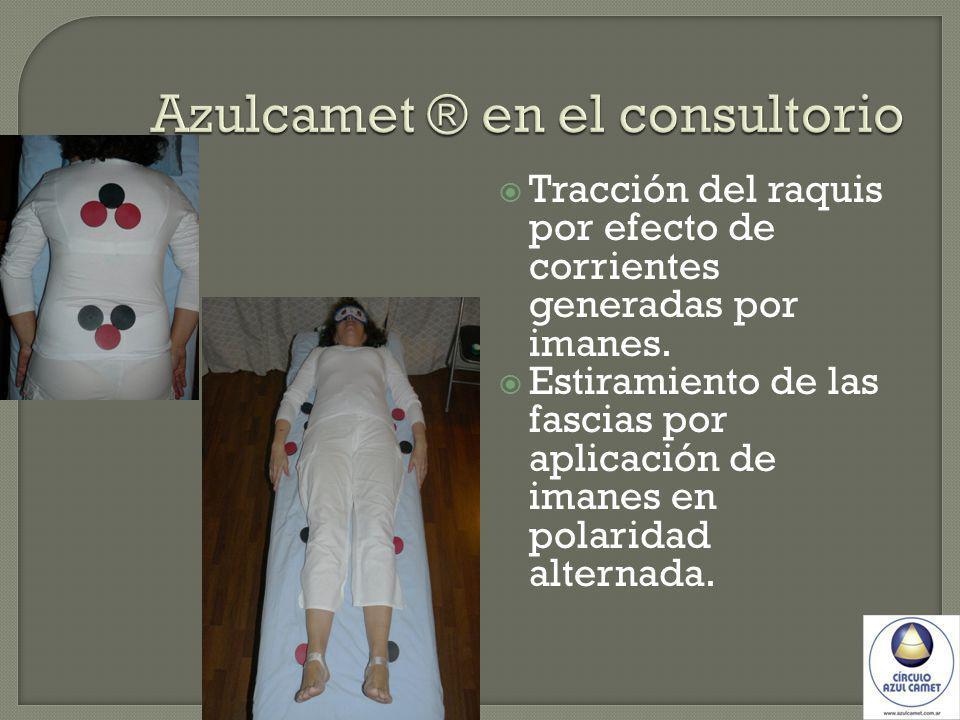 Azulcamet ® en el consultorio