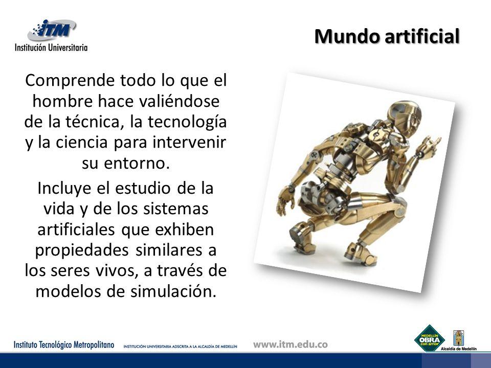 Mundo artificial