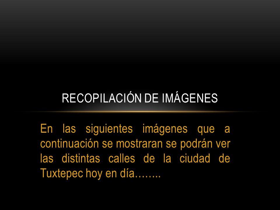 Recopilación de imágenes