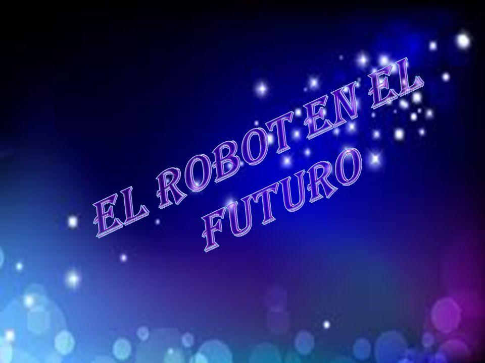 El robot en el futuro