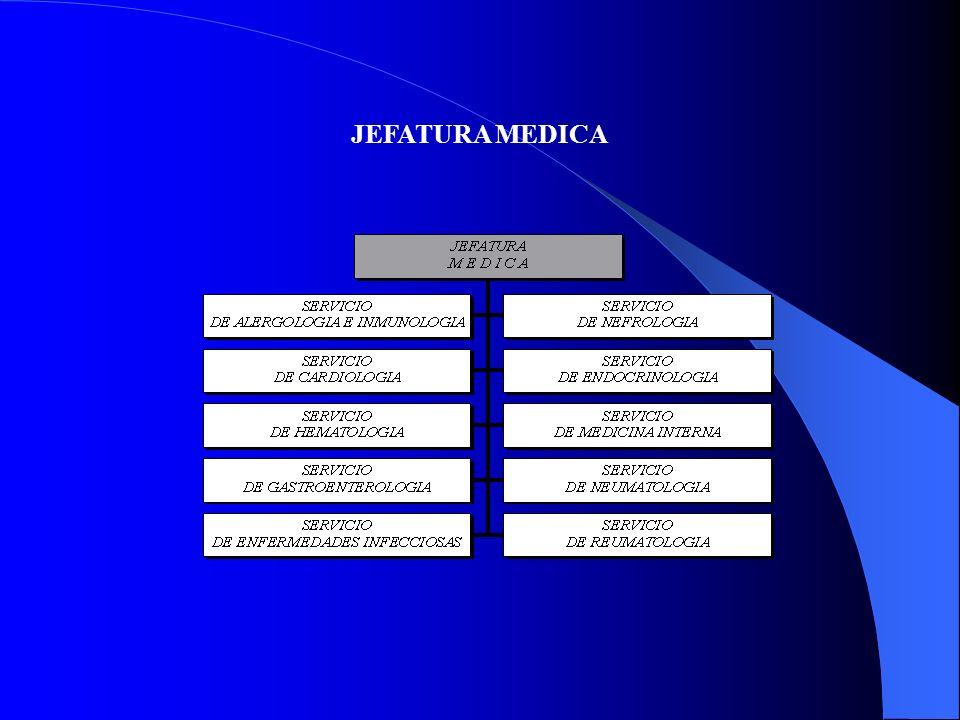 JEFATURA MEDICA