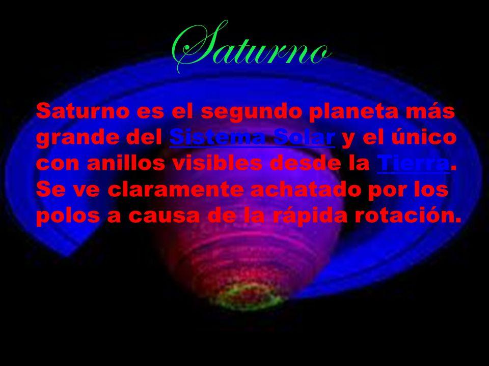 Saturno .