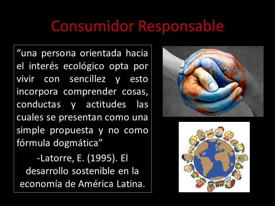 Consumidor Responsable