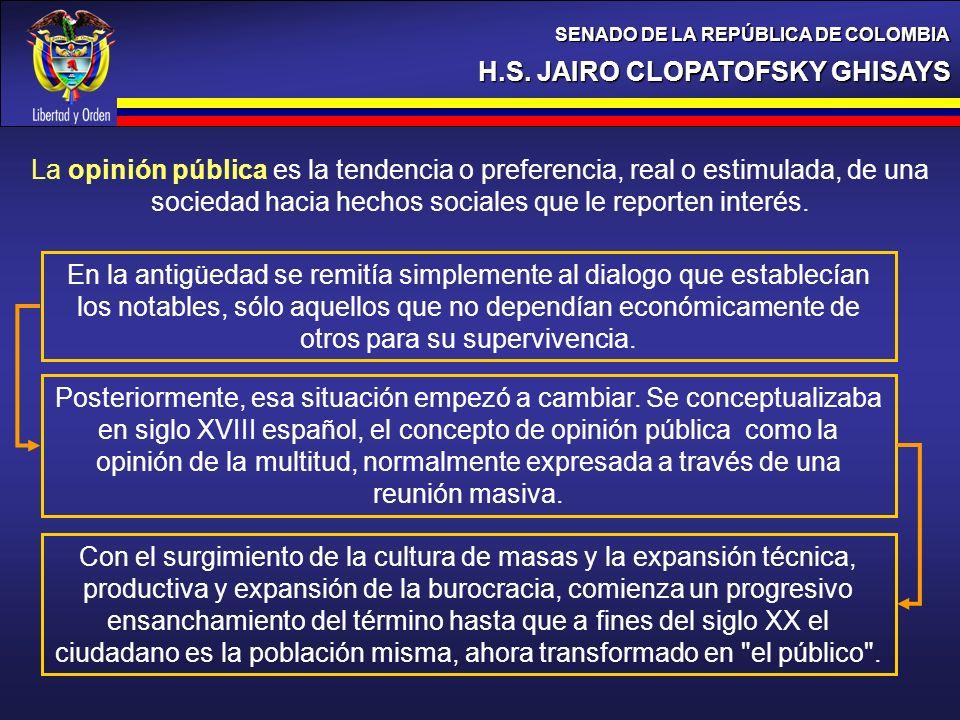 H.S. JAIRO CLOPATOFSKY GHISAYS