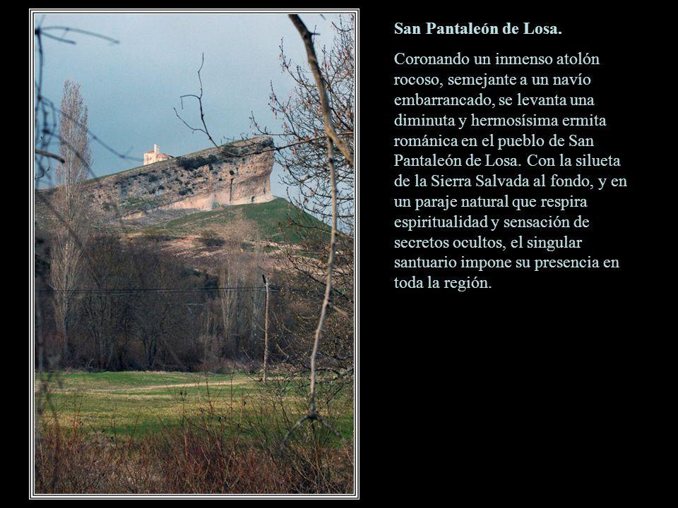 San Pantaleón de Losa.