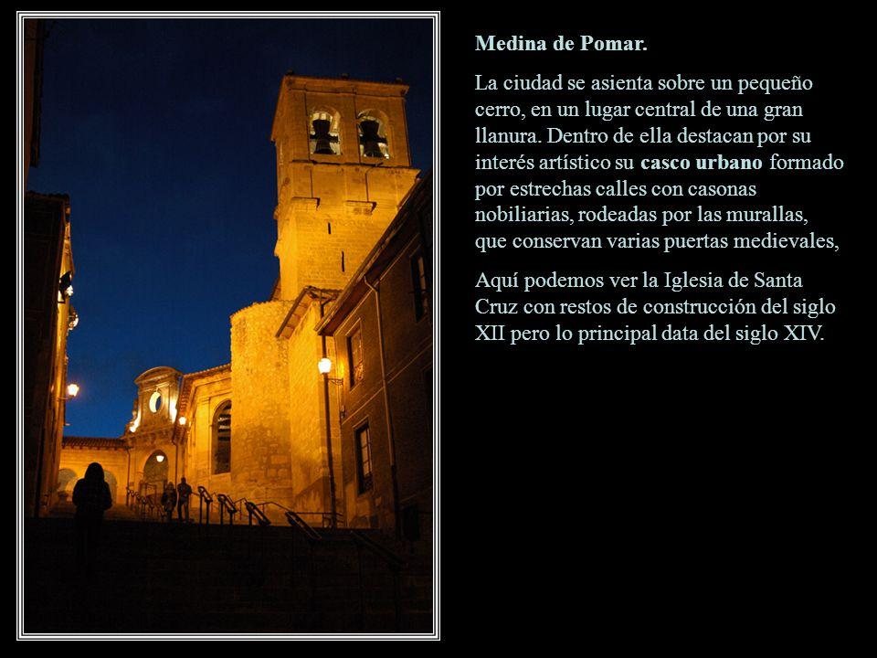 Medina de Pomar.