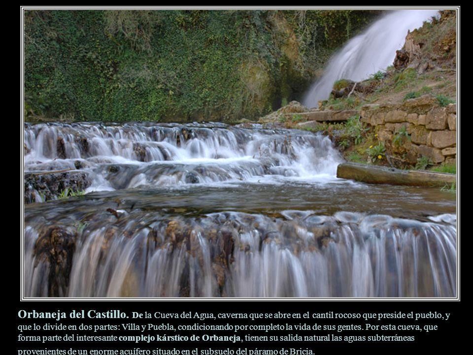 Orbaneja del Castillo.