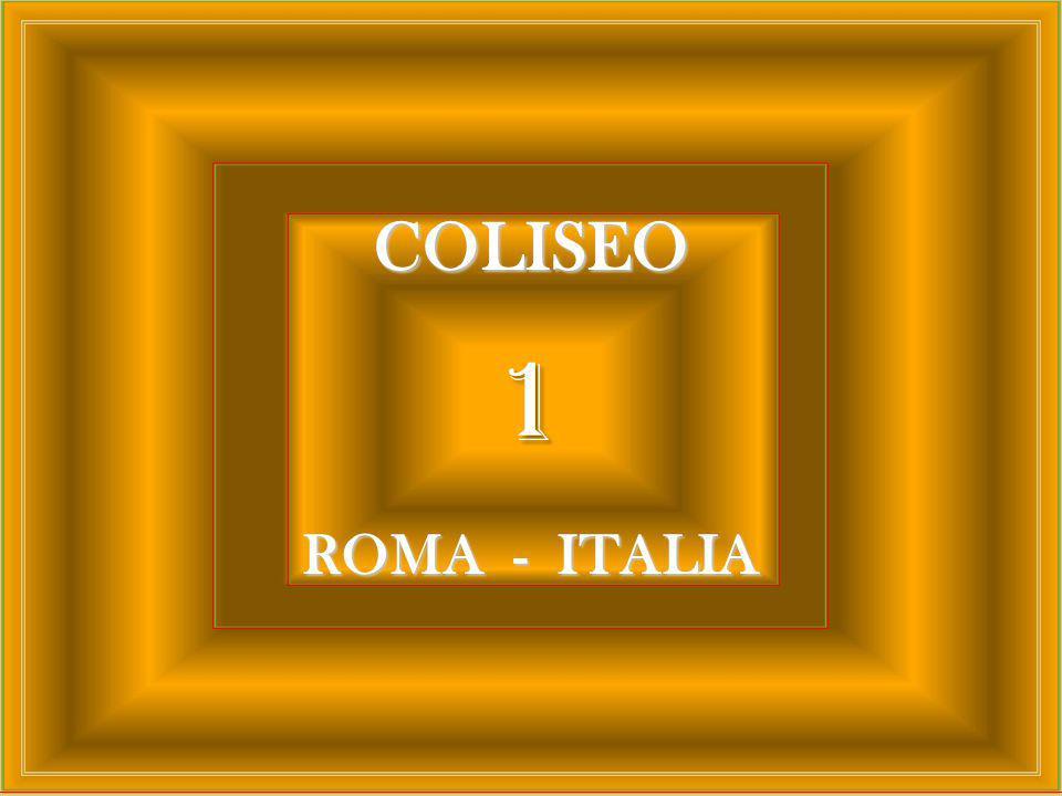 COLISEO 1 ROMA - ITALIA 2
