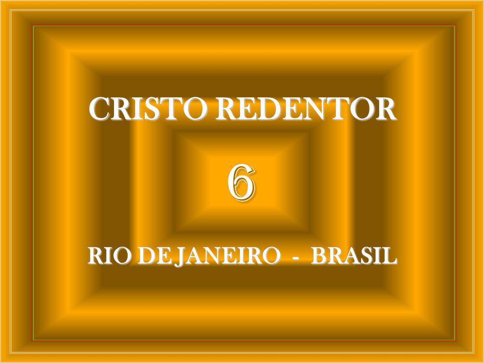 CRISTO REDENTOR 6 RIO DE JANEIRO - BRASIL