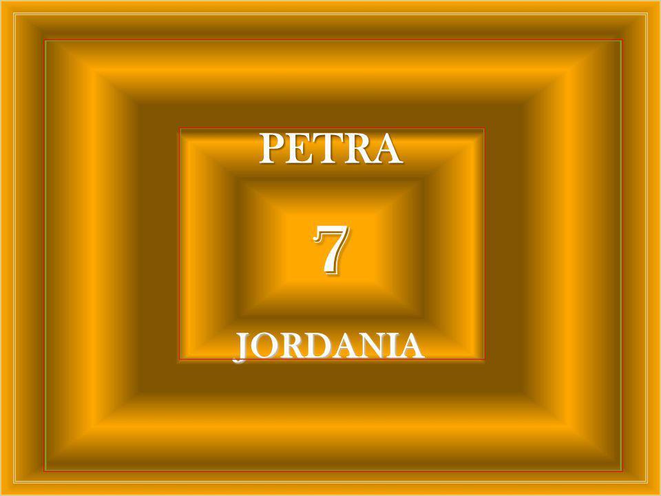 PETRA 7 JORDANIA