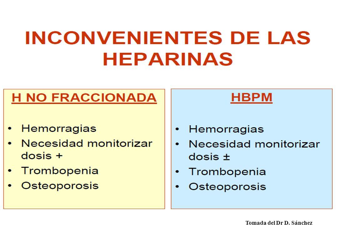 Tomada del Dr D. Sánchez