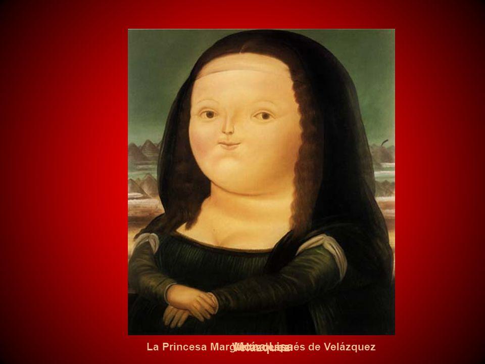 La Princesa Margarita después de Velázquez