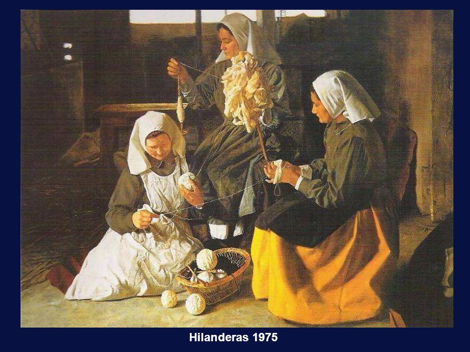 Hilanderas 1975