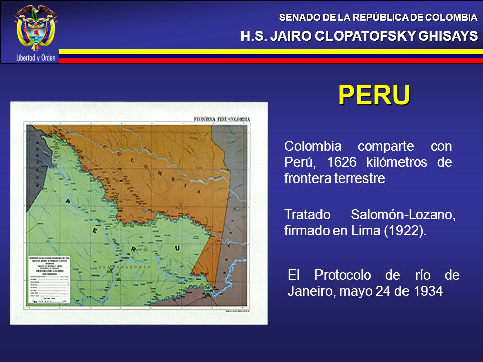 PERU H.S. JAIRO CLOPATOFSKY GHISAYS