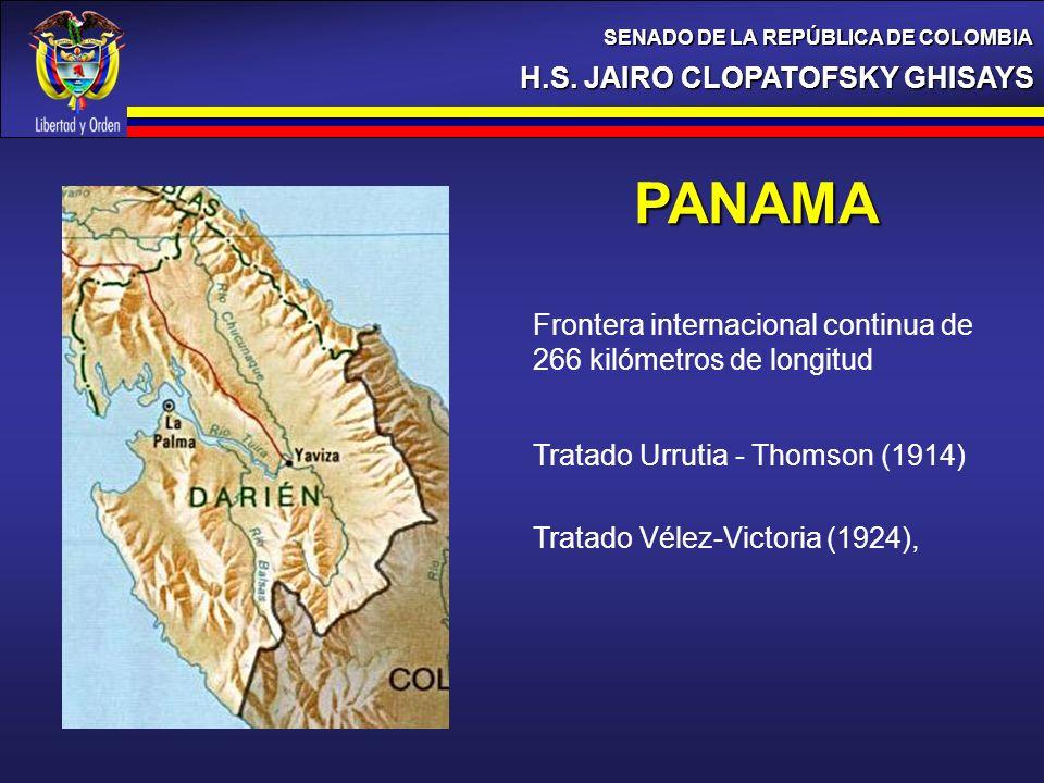 PANAMA H.S. JAIRO CLOPATOFSKY GHISAYS