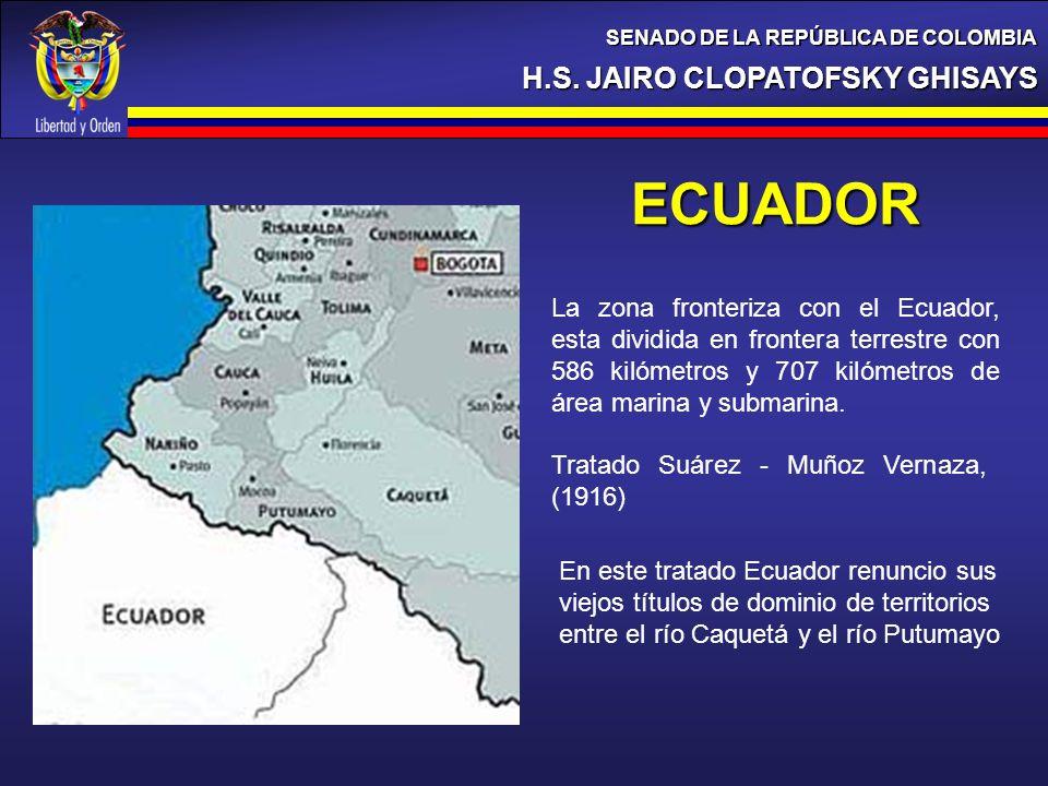 ECUADOR H.S. JAIRO CLOPATOFSKY GHISAYS