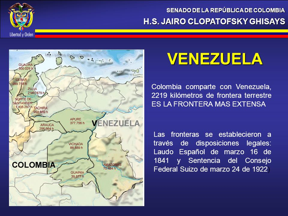 VENEZUELA H.S. JAIRO CLOPATOFSKY GHISAYS