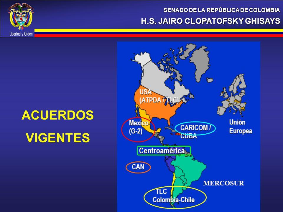 ACUERDOS VIGENTES H.S. JAIRO CLOPATOFSKY GHISAYS