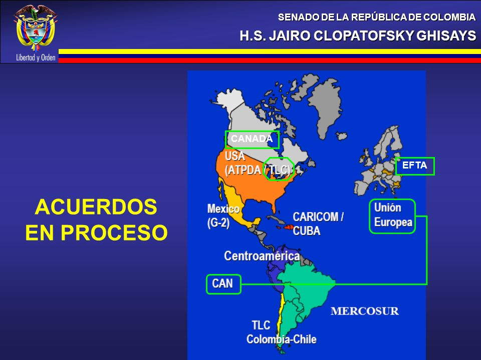 ACUERDOS EN PROCESO H.S. JAIRO CLOPATOFSKY GHISAYS