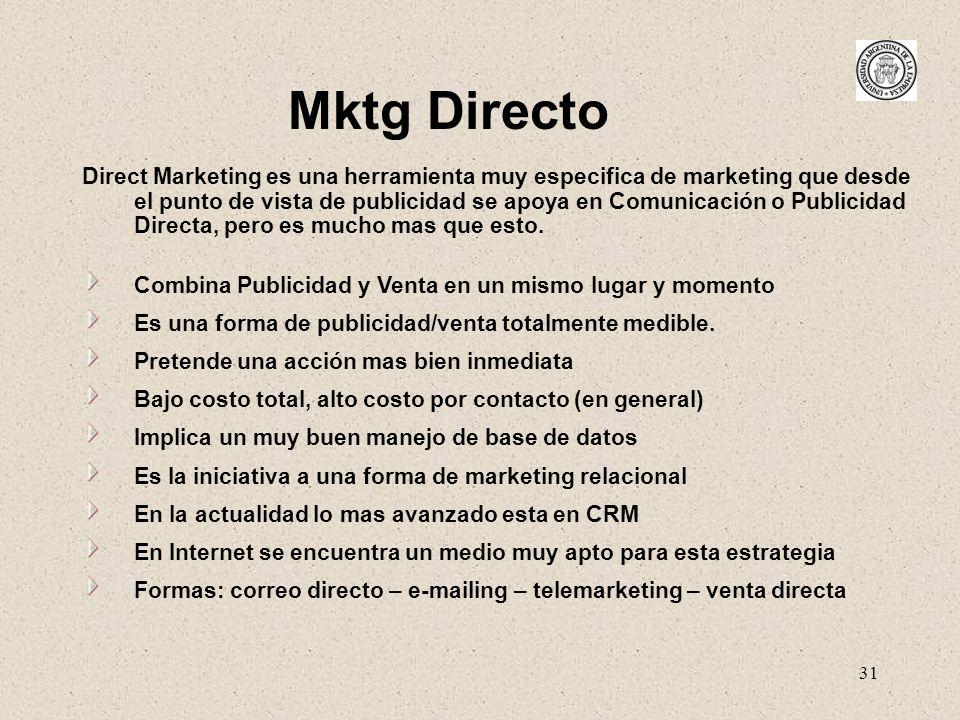Mktg Directo