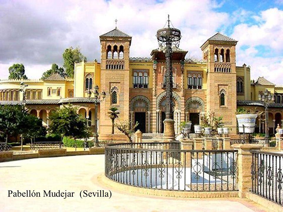 Pabellón Mudejar (Sevilla)