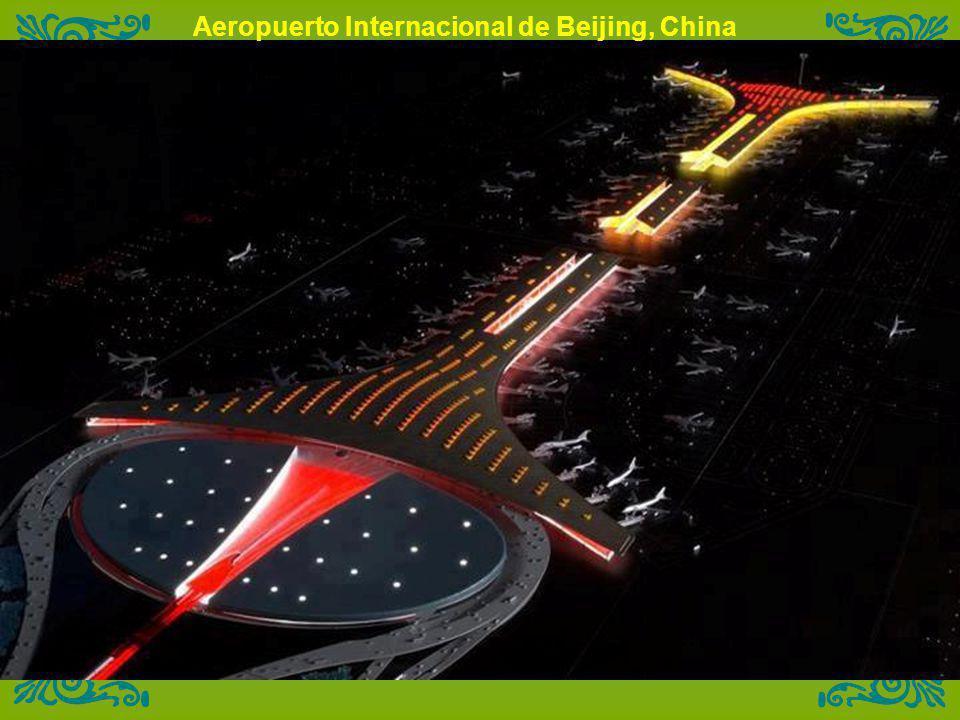 Aeropuerto Internacional de Beijing, China