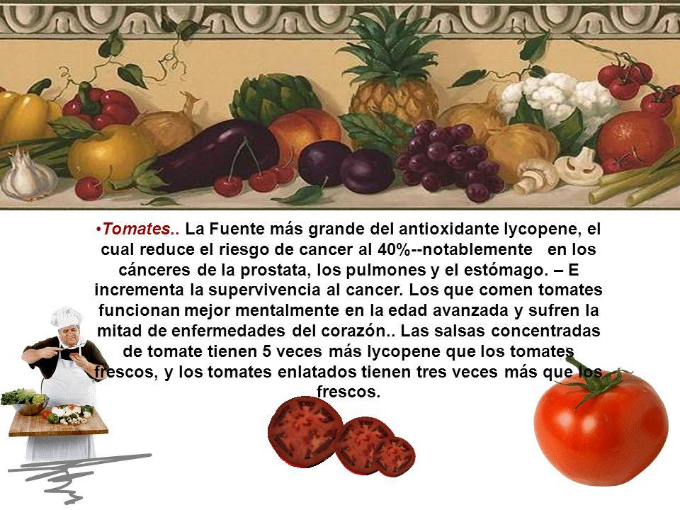 Tomates..