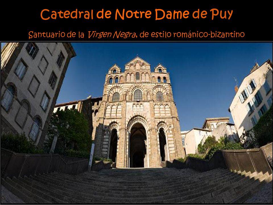 Catedral de Notre Dame de Puy