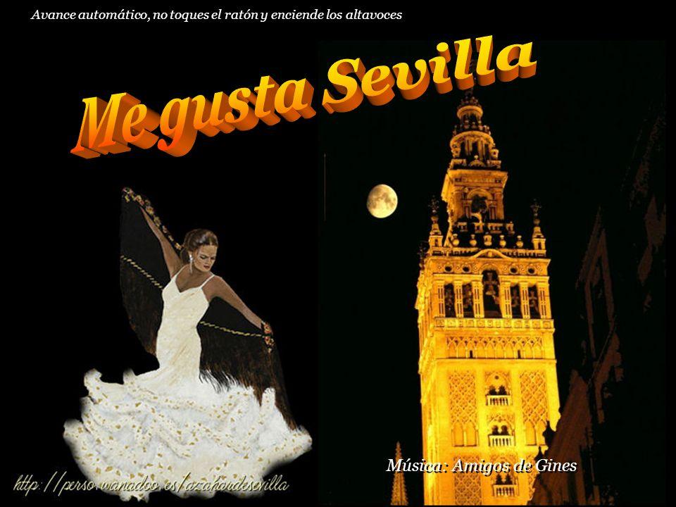Me gusta Sevilla Música: Amigos de Gines