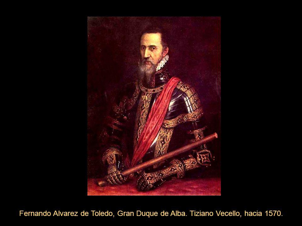 Fernando Alvarez de Toledo, Gran Duque de Alba