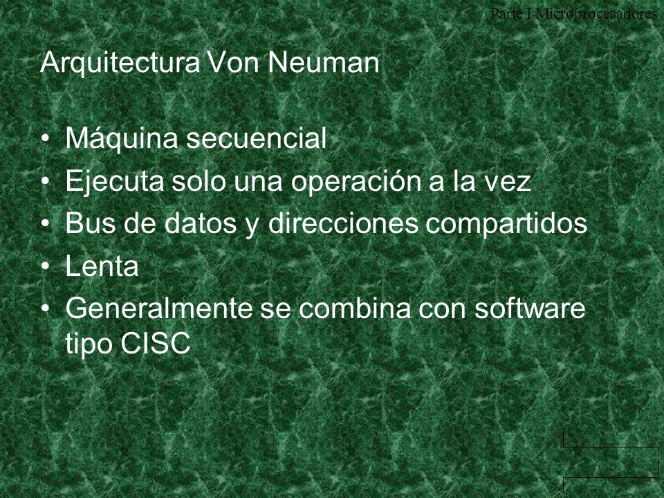 Arquitectura Von Neuman
