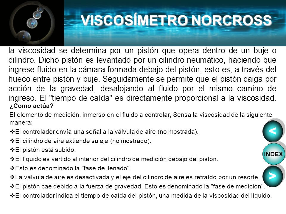 VISCOSÍMETRO NORCROSS