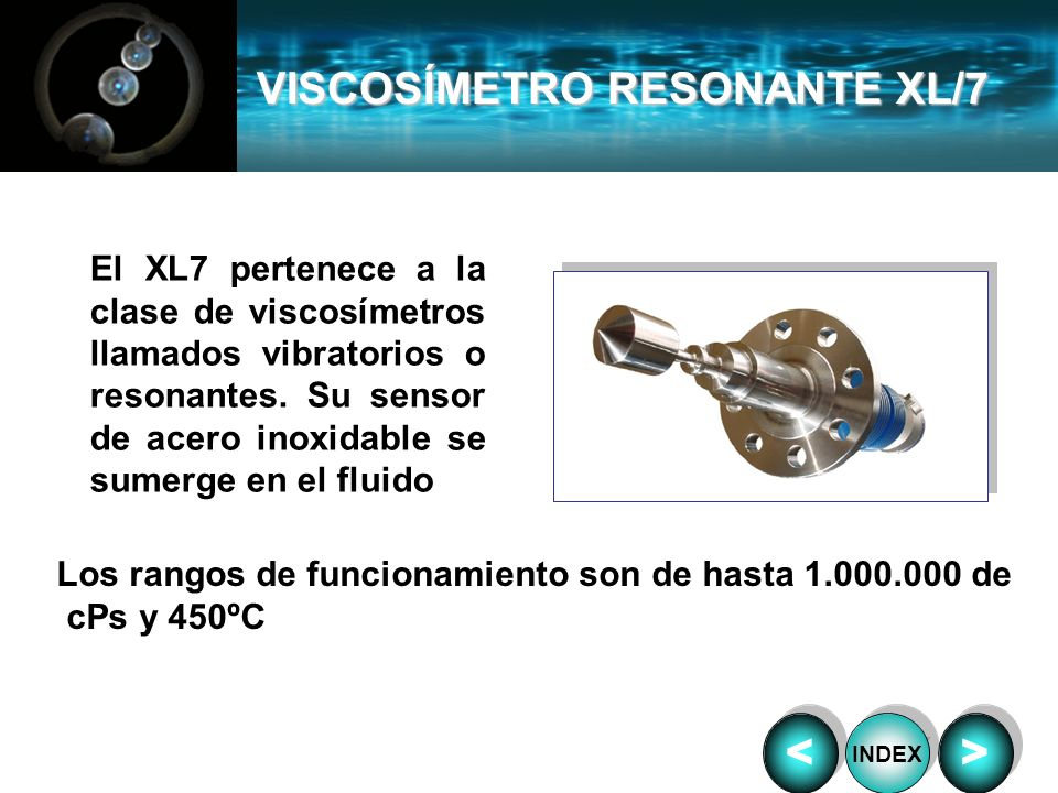 VISCOSÍMETRO RESONANTE XL/7