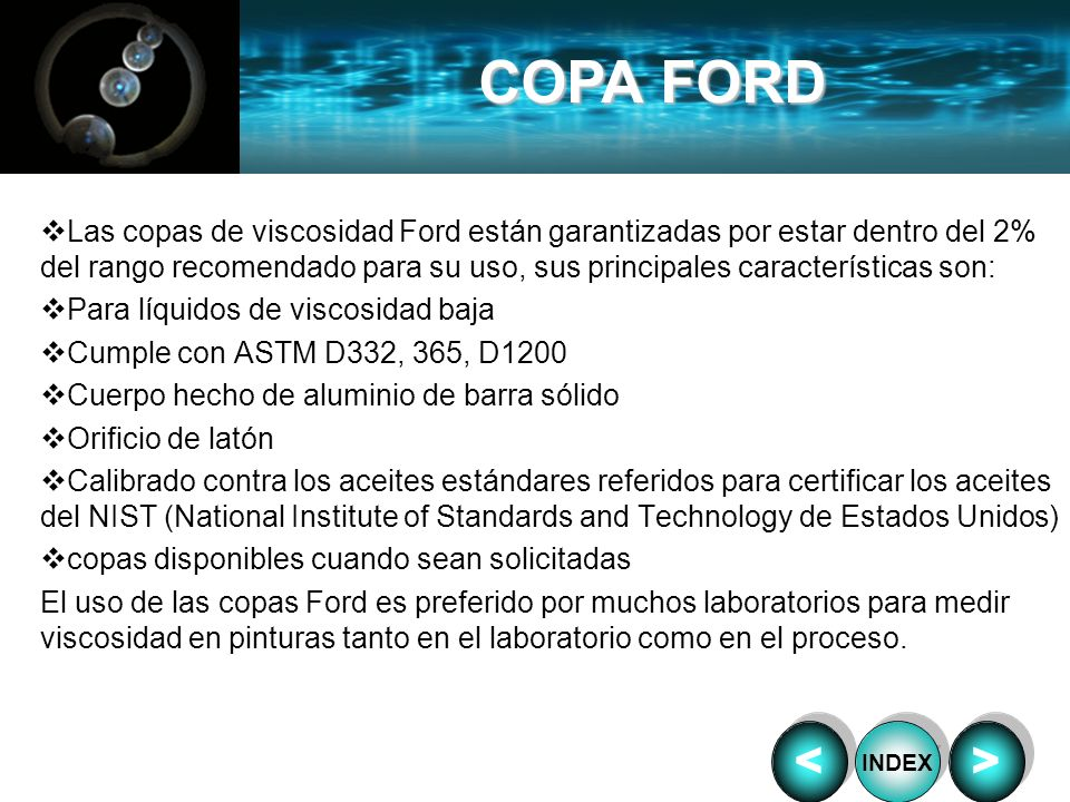 COPA FORD
