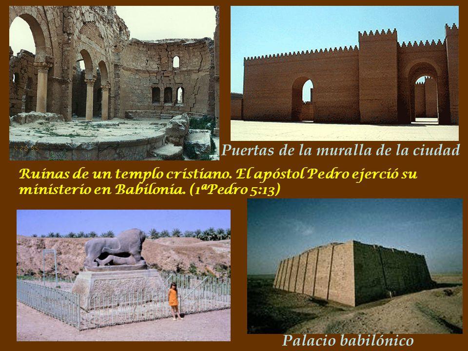 Puertas de la muralla de la ciudad