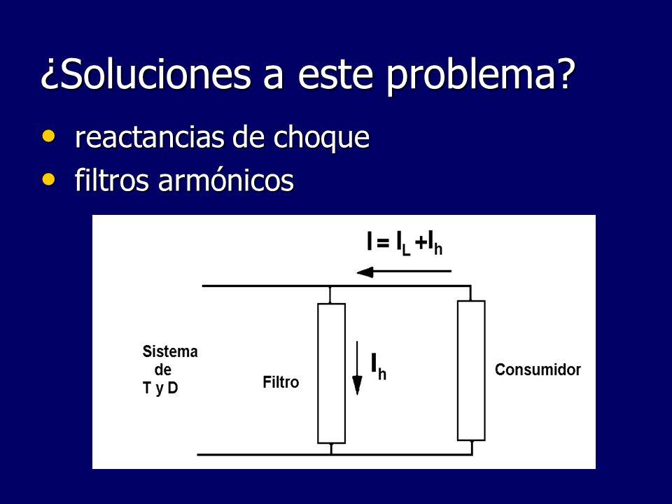 ¿Soluciones a este problema