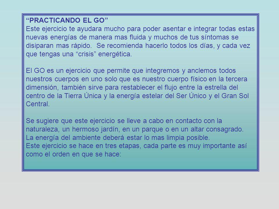 PRACTICANDO EL GO