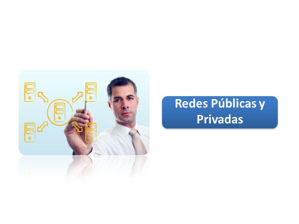 Redes Públicas y Privadas