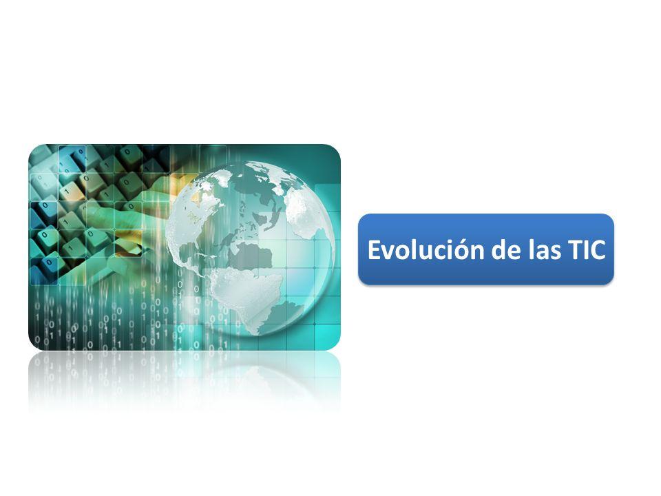 Evolución de las TIC 30 / 38