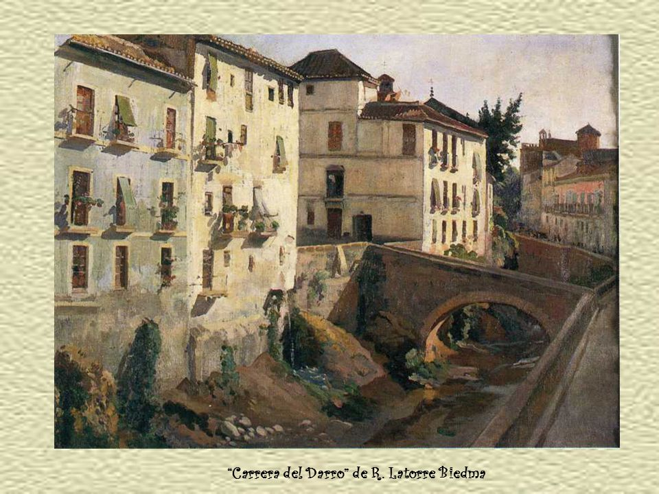 Carrera del Darro de R. Latorre Biedma