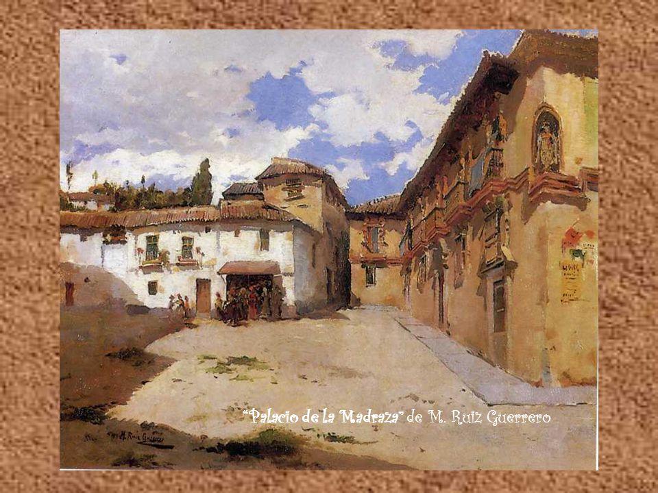 Palacio de la Madraza de M. Ruiz Guerrero